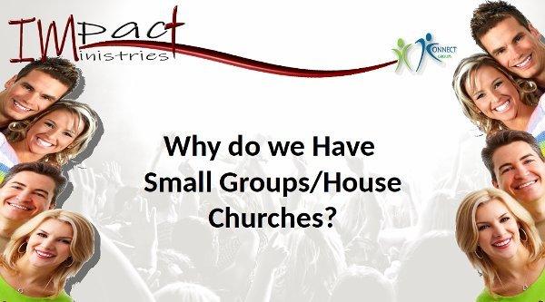Johan Venter house church presentation Session 1